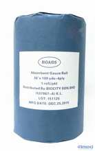 "ABSORBIERTE GLANZROLLE 36 ""X100YDS (4 PLY, 19 X 15)"